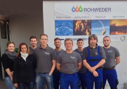 Team Rohweder 2015
